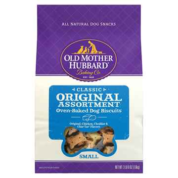 Picture of OLD MOTHER HUBBARD CLASSIC OVEN BAKED Assorted BISCUITS Small - 3lb