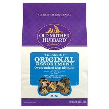 Picture of OLD MOTHER HUBBARD CLASSIC OVEN BAKED Assorted BISCUITS Mini - 3lb