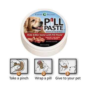 Picture of PILL PASTE BACON FLAVOR for Dogs - 60g