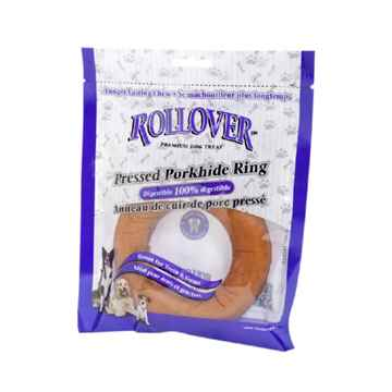 Picture of ROLLOVER PRESSED PORKHIDE RING - 1/pk