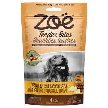 Picture of ZOE TENDER BITES Peanut Butter & Banana - 150g