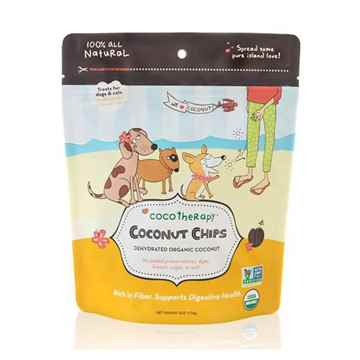 Picture of COCOTHERAPY ORGANIC COCONUT Chips - 6oz