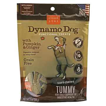 Picture of TREAT CANINE CLOUD STAR DYNAMO Tummy Pumpkin & Ginger - 5oz