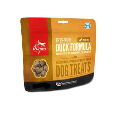 Picture of TREAT CANINE ORIJEN FREEZE DRIED Free-Run Duck - 42.5g