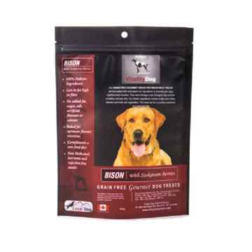 Picture of TREAT CANINE VITALITY Bison and Sasatoon Berry - 454g