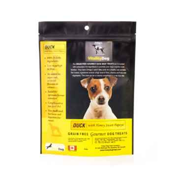 Picture of TREAT CANINE VITALITY Duck & Papaya - 454g
