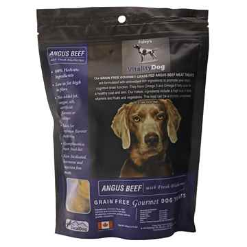 Picture of TREAT CANINE VITALITY Venison & Blueberry/Apple - 454g