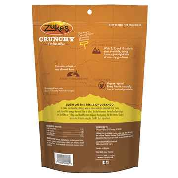 Picture of TREAT CANINE ZUKES CRUNCHY 10s PB and BANANAS - 12oz
