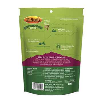 Picture of TREAT CANINE ZUKES Super Food Berry Blend - 170g/6oz