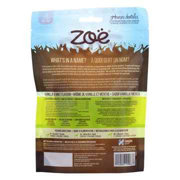 Picture of ZOE NATURAL DENTAL CHEW BONE Adult Antioxidant Med - 243g