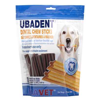 Picture of UBAVET UBADENT DENTAL CHEW STICK - 18's