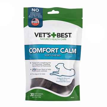 Picture of VETS BEST COMFORT CALM SOFT CHEWS - 30/bag