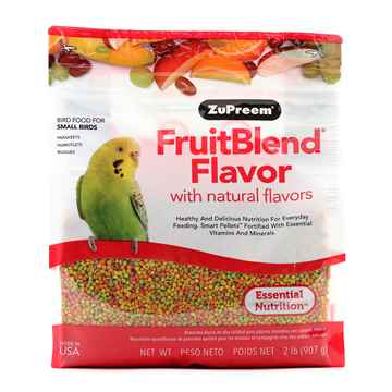 Picture of AVIAN ZUPREEM PARAKEET FRUIT BLEND - 2lbs