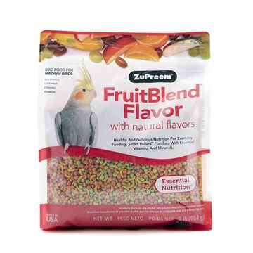 Picture of AVIAN ZUPREEM COCKATIELS FRUIT BLEND - 2lbs