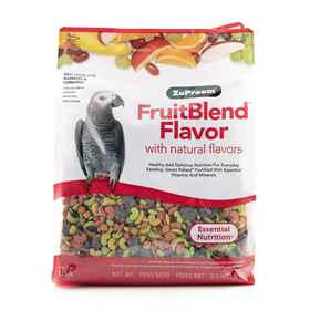 Picture of AVIAN ZUPREEM PARROT & CONURE FRUIT BLEND - 3.5lbs