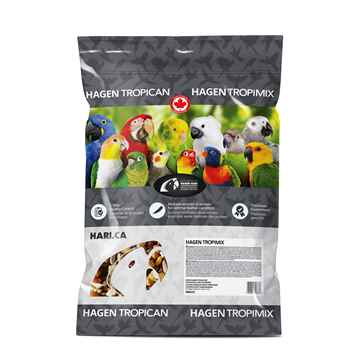 Picture of AVIAN FOOD TROPIMIX Cockatiel/Lovebird Formula - 8lbs