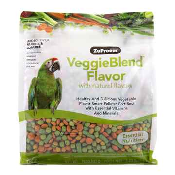 Picture of AVIAN ZUPREEM VEGGIEBLEND - 3.25lbs