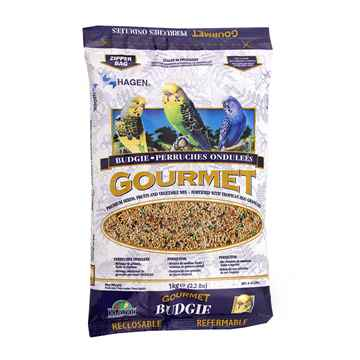 Picture of BUDGIE GOURMET SEED MIX Hagen - 1kg
