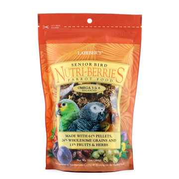 Picture of NUTRI-BERRIES SENIOR for PARROTS - 10oz bag