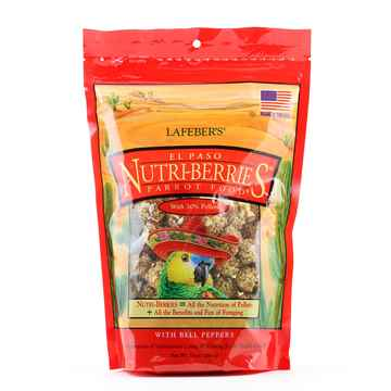 Picture of NUTRI-BERRIES EL PASO for PARROTS - 10oz bag