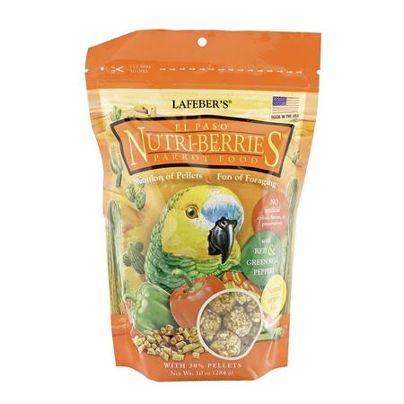 Picture of NUTRI-BERRIES EL PASO for PARROTS - 10oz bag