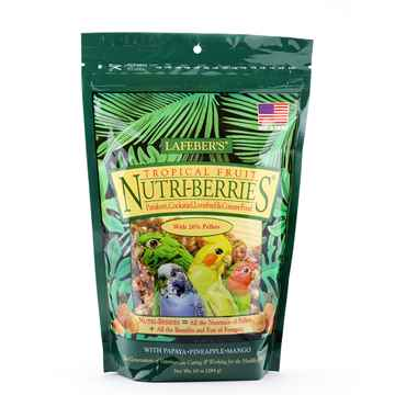 Picture of NUTRI-BERRIES TROPICAL FRUIT for COCKATIELS - 10oz bag