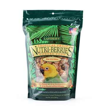 Picture of NUTRI-BERRIES TROPICAL FRUIT for CONURE - 10oz bag