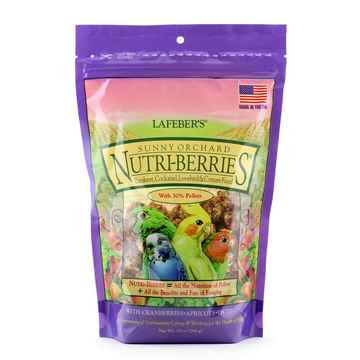 Picture of NUTRI-BERRIES SUNNY ORCHARD for COCKATIELS - 10oz bag