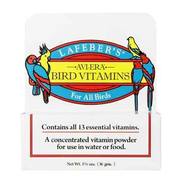 Picture of LAFEBER POWDERED BIRD VITAMIN - 1.25oz