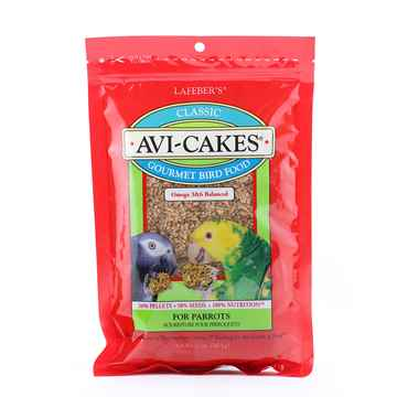 Picture of LAFEBER PARROT AVI-CAKES - 12oz