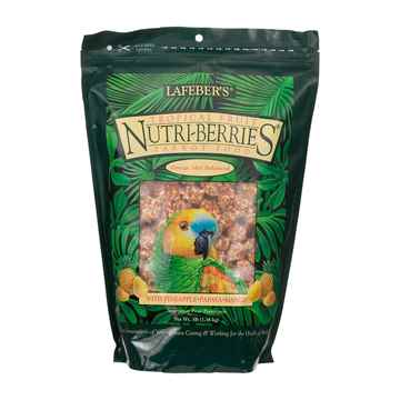 Picture of NUTRI-BERRIES TROPICAL FRUIT for PARROTS - 3lb