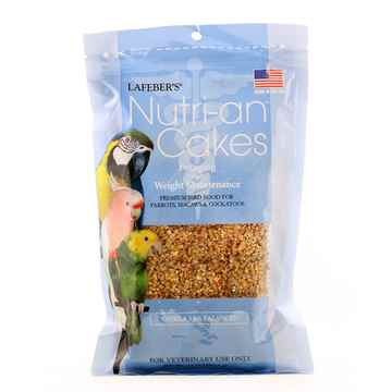 Picture of LAFEBER NUTRI-AN CAKES FW (PARROT/MACAW) - 12oz