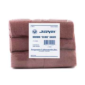Picture of GAUZE CLING BROWN 3in x 5yds (J0192A) - 12/pk