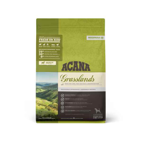 Picture of CANINE ACANA Grasslands Grain Free - 2kg