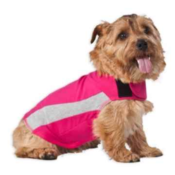 Picture of CLOTHING K/9 Thundershirt (8 -14lbs) Pink Polo - X Small