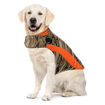 Picture of CLOTHING K/9 Thundershirt (8-14lbs) Camo Polo - X Small