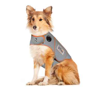Picture of CLOTHING K/9 Thundershirt Sport (chest 25-30in weight 41-64lbs)Platinum - Large