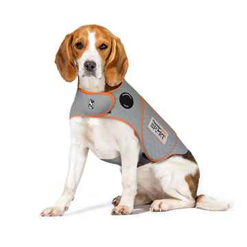 Picture of CLOTHING K/9 Thundershirt Sport (chest 21-25in weight 26-40lbs)Platinum - Medium