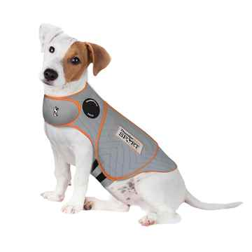 Picture of CLOTHING K/9 Thundershirt Sport (chest 17-21in weight 15-25lbs) Platinum - Small