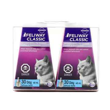 Picture of FELIWAY CLASSIC REFILL 2 PACK - 2 x 48ml