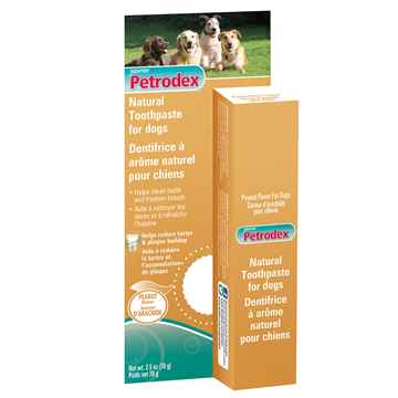 Picture of PETRODEX  NATURAL TOOTHPASTE  Peanut Butter Flavor - 2.5oz