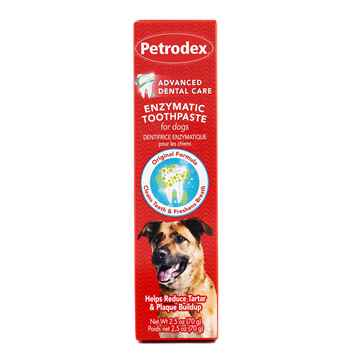 Picture of PETRODEX  ENZYMATIC TOOTHPASTE  Poultry Flavor - 2.5oz