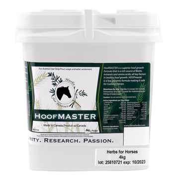 Picture of HOOFMASTER PELLETS 4.5kg