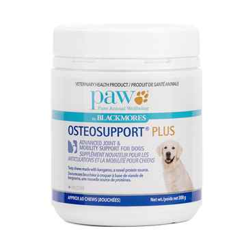 Picture of OSTEOSUPPORT PLUS CHEWS for DOGS 300g - 60s