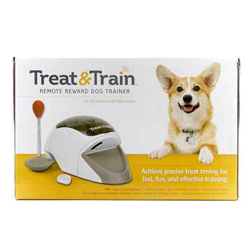 Picture of TREAT & TRAINING PREMIER Remote Reward Dog Trainer