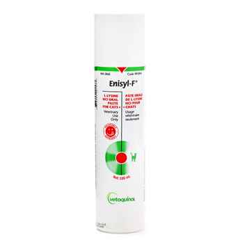Picture of ENISYL-F L-LYSINE HCI ORAL PASTE for CATS - 100ml