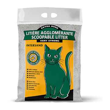 Picture of CAT LITTER GREEN CAT SCOOPABLE UNSCENTED - 14kg