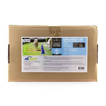 Picture of FITPAWS CANINE CANINEGYM DOG AGILITY KIT