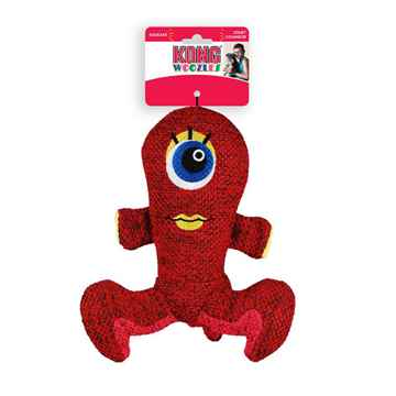 Picture of TOY DOG KONG Woozles Red - Medium