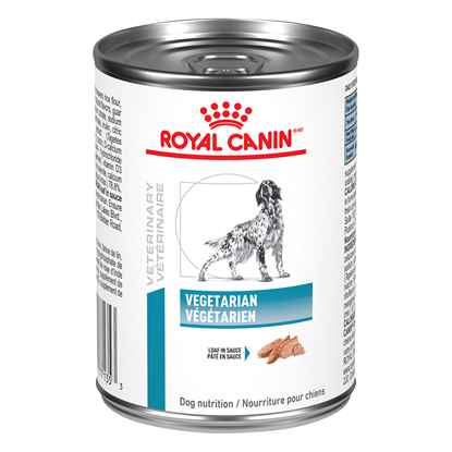 Picture of CANINE RC VEGETARIAN FORMULA - 12 x 385gm cans